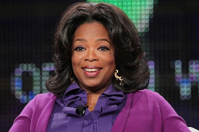 """Próbálok mindent megtenni"""". Lindsay nemrég az Oprah Winfrey Show vendége volt."""